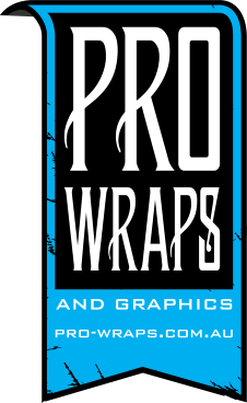 Prowraps and Graphics Logo